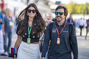 Forma-1 Interjú Alonso barátnője