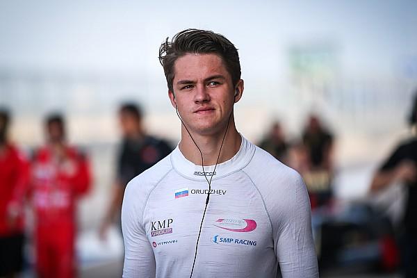 Російський гонщик пропустить фінал Ф3.5 через ангіну