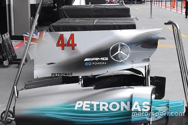 Teli cápauszonyt hozott a Mercedes Szingapúrba