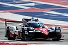 WEC Toyota recupera el ritmo en los libres 3 de Austin