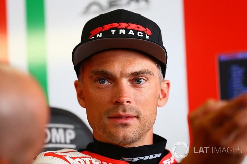 Superbike-WM: Honda verpflichtet Leon Camier für die Saison 2018