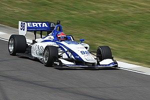 Indy Lights Reporte de la carrera Herta gana sin problema la carrera 2 de Indy Lights
