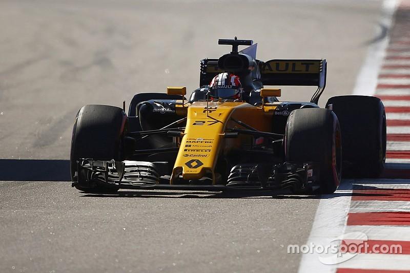 """Punkte für Renault: Nico Hülkenberg trotzdem """"nicht ganz zufrieden"""""""