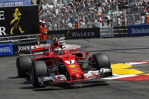 فورمولا 1  الأكثر تشويقاً بالصور: شبكة انطلاق جائزة موناكو الكبرى
