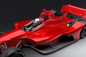 IndyCar gaat cockpitbescherming testen op nieuwe 2018-bolide