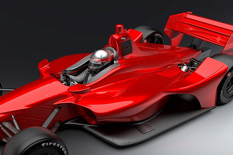 IndyCar probará una nueva protección para 2018