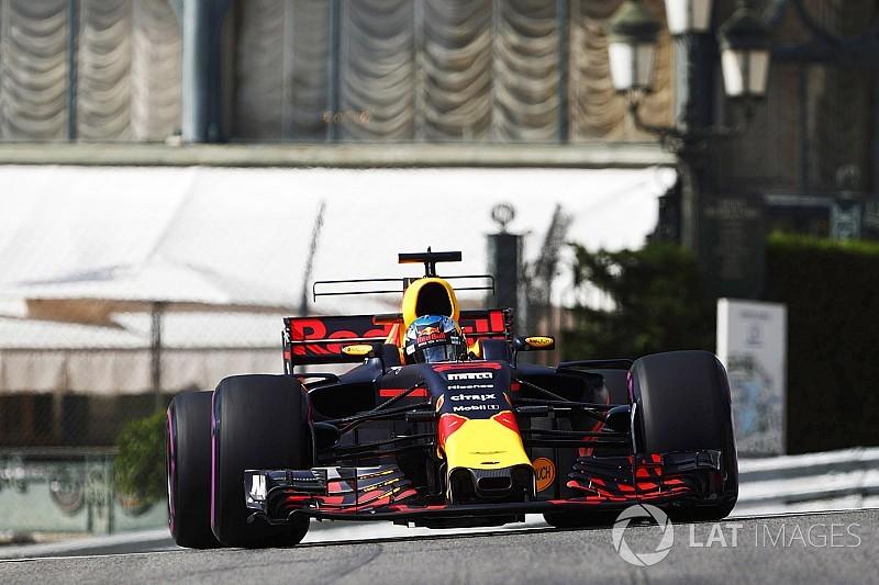 Red Bull introduit à son tour un T-wing sur sa monoplace