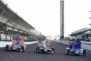 La parrilla de Indy 500 en imágenes