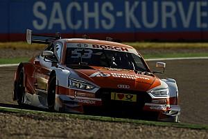 DTM Yarış raporu Hockenheim DTM: İlk yarışta Zafer Green'in, şampiyonluk son yarışa kaldı