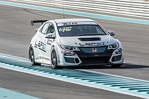 TCR Middle East Qualifiche Josh Files si prende la pole position di Abu Dhabi
