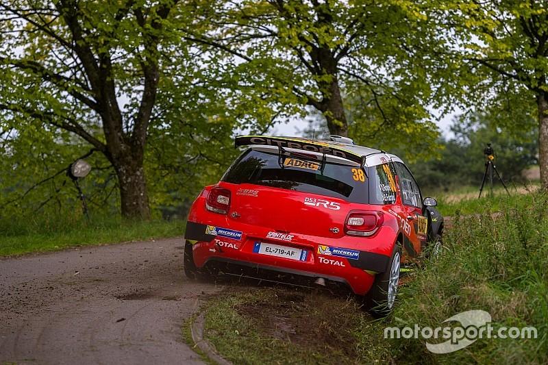 Ottimo 6° posto di Simone Tempestini in WRC2 al Rally di Germania
