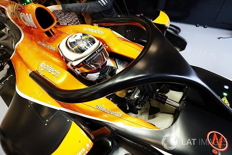 A hátsó szárnyhoz illesztené a Halót a McLaren?!