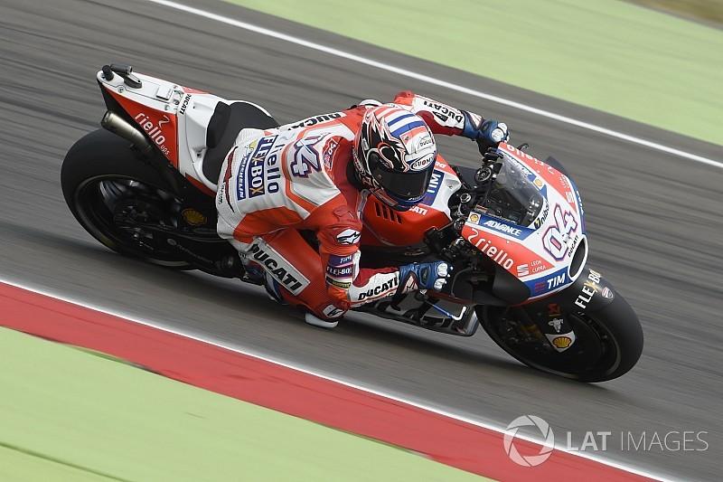 【MotoGP】ドヴィツィオーゾ「今のドゥカティはどこでも速い」と自信