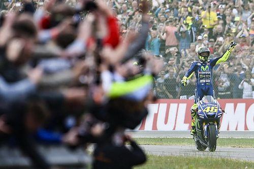 GALERÍA: los diez triunfos de Valentino Rossi en Assen