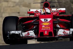 """Forma-1 BRÉKING Vettel: """"Bárki ellen kész vagyok a Ferrarinál versenyezni"""""""