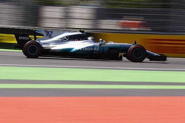 F1 排位赛报告 阿塞拜疆大奖赛排位赛:汉密尔顿首次巴库摘杆位