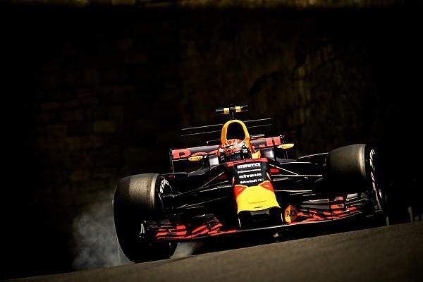 Формула 1 Важливі новини Ферстаппен пожартував над згорівшим у Баку двигуном