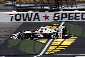IndyCar Rennbericht IndyCar Iowa: Helio Castroneves siegt erstmals seit 2014