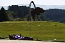 Текстова трансляція другої практики Гран Прі Австрії