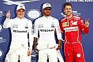 Ferrari впервые с 2015 года стартует с первого ряда