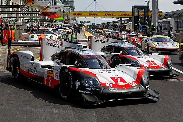 WEC Actualités Porsche officialise son retrait du LMP1 pour la Formule E