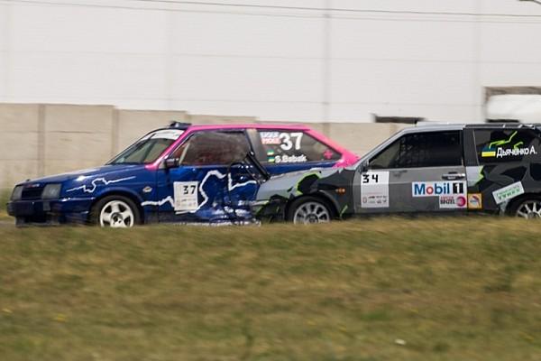 Чемпіонат України з кільцевих гонок: нові кузовні протистояння