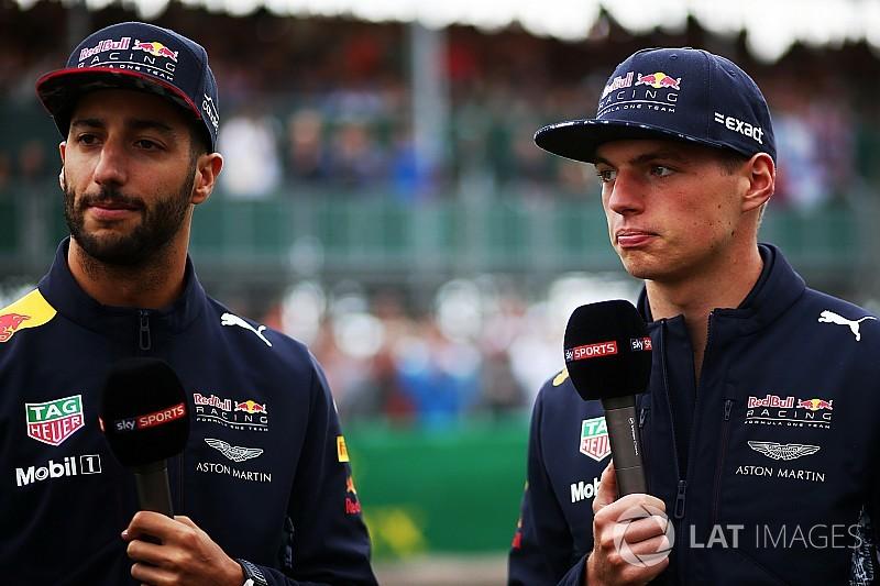 Спешка Red Bull с контрактом Ферстаппена удивила Риккардо