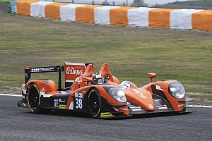 European Le Mans Special feature Jota's 'Mighty 38': The car that wouldn't die