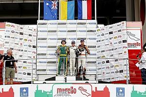 Інші Формули Репортаж з етапу Олексій Чуклін перемагає на етапі Муджелло Європейській серії VdeV