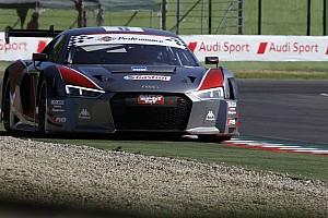 GT Italiano Ultime notizie Riduzione di 10 Kg per l'Audi in Super GT3 al Mugello