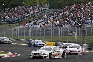DTM Breaking news Mercedes confirms reduction to six cars for 2017