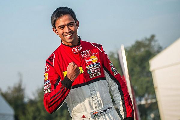 GT Breaking news Patel to compete in Blancpain GT Series Asia in 2017