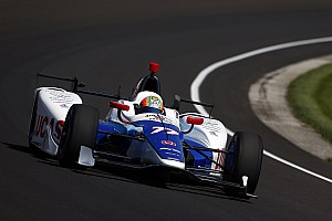 IndyCar Practice report Indy 500: Howard tops practice, Alonso fourth on Day 4