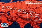 Cross-Country Rally Route voor Silk Way Rally 2017 gepresenteerd