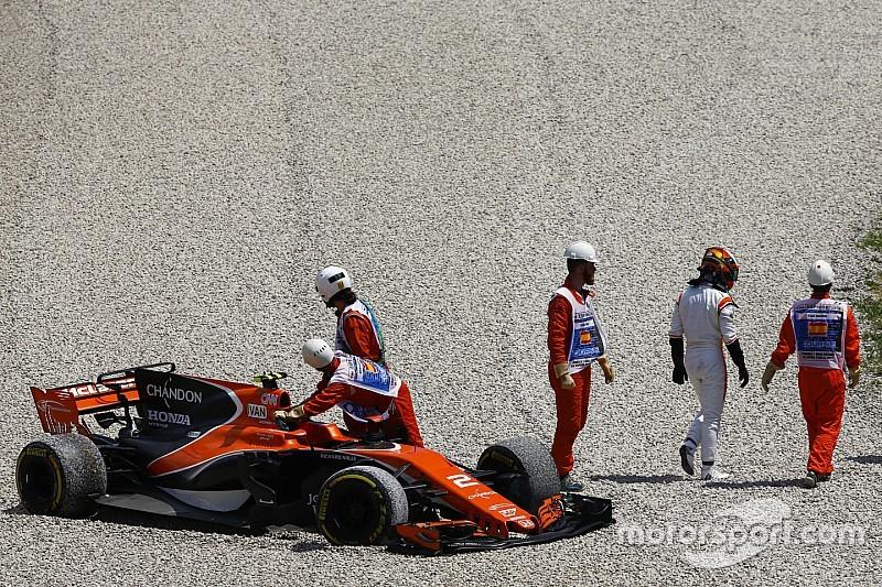 Vandoorne retrocesso di 3 posizioni in griglia a Monaco per il contatto con Massa