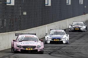 DTM Résumé de course Course 1 - Lucas Auer toujours sans rival