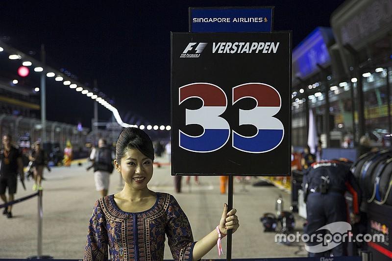 Por patrocinadora, grid girls retornam no GP de Singapura