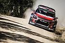 WRC Loeb na geslaagde graveltest: