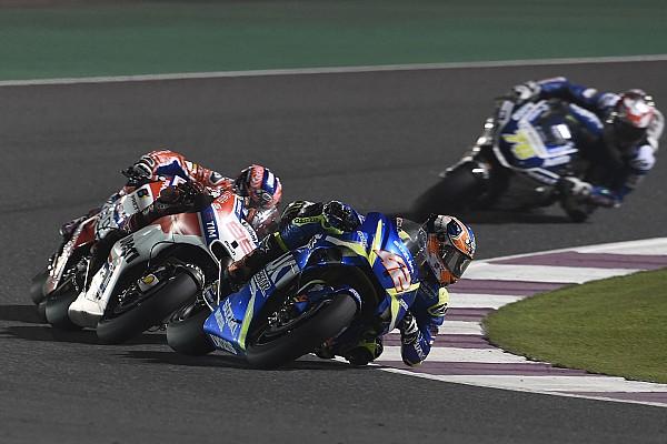 """MotoGP Rins: """"Estoy muy contento por cómo controlé los nervios"""""""