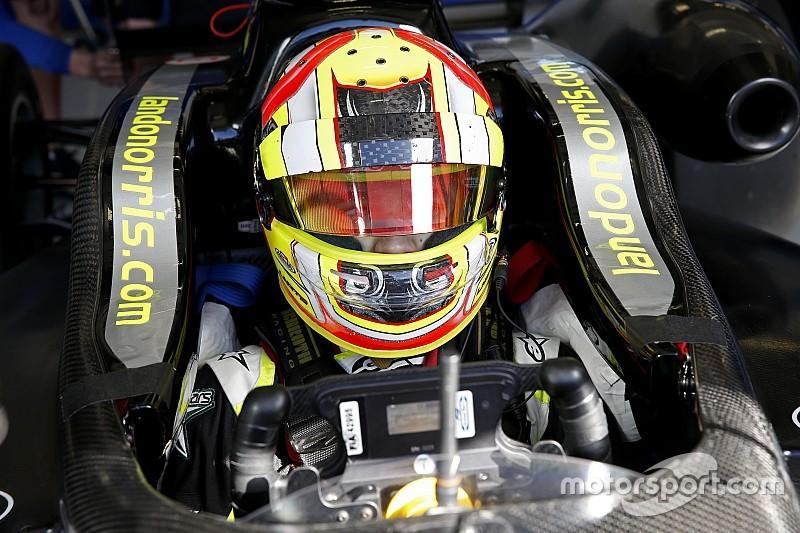 Pourquoi Norris a préféré McLaren à Red Bull, Renault et Mercedes