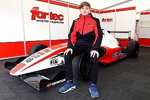 Formula 4 Breaking news Marcus Ericsson's brother enters junior single-seaters