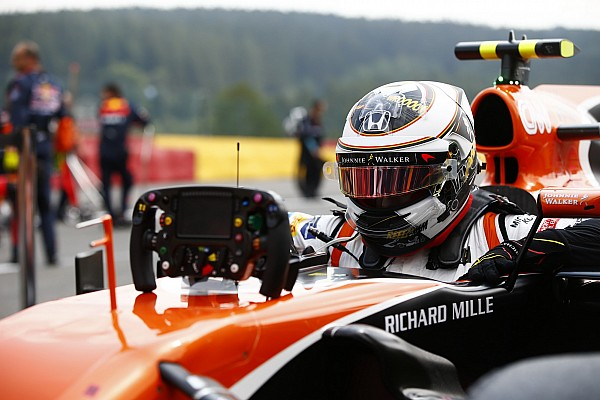 Vandoorne column: Grid drop makes for frustrating home debut