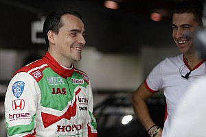 WTCC Practice report Motegi WTCC: Michelisz tops wet first practice