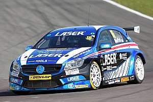 BTCC Race report Donington BTCC: Moffat takes maiden win in Race 1