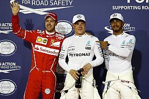 Formula 1 Qualifying report Bahrain GP: Bottas wins thrilling pole duel with Hamilton