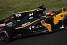 Hulkenberg quedó impresionado con el test de Kubica