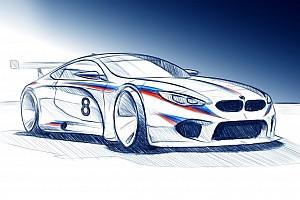 WEC Новость Эскиз: как будет выглядеть машина BMW в WEC