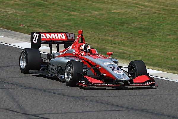 Nico Jamin centra il successo in Gara 1 ad Indianapolis