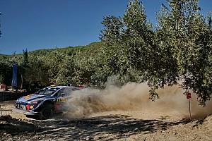 WRC Reporte de la carrera Mikkelsen sorprende en la primera etapa