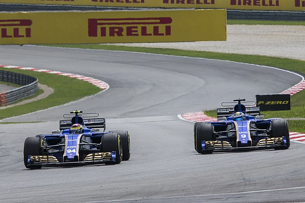 Ericsson: Weight disadvantage costs me four tenths to Wehrlein